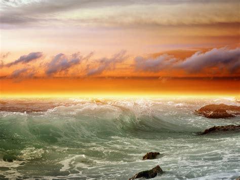 Ocean Waves Desktop Background 502765 : Wallpapers13.com