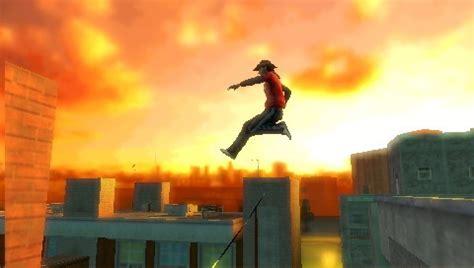 anime genre parkour free running bomb