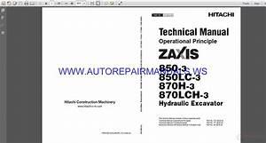 Hitachi Zaxis 850