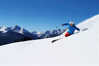 Skiing Powder Colorado Standard Rich London Magazine