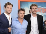 Liam Hemsworth's dad is hot! | Nova 969