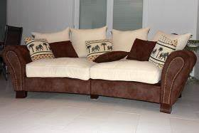 Big Sofa Kolonialstil Afrika : couch big sofa afrika in lutherstadt wittenberg braun sofa couch ~ Bigdaddyawards.com Haus und Dekorationen