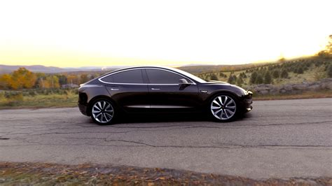 Tesla Model 3 Wallpapers Galore