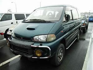 1996 Mitsubishi Pajero Pictures