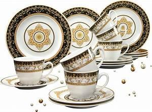 Kaffeeservice 18 Teilig : creatable kaffeeservice porzellan majestosa 18 teilig online kaufen otto ~ One.caynefoto.club Haus und Dekorationen