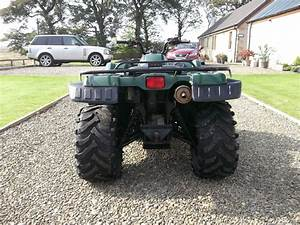 Yamaha Grizzly 450 Eps  2011  A Storry 4x4