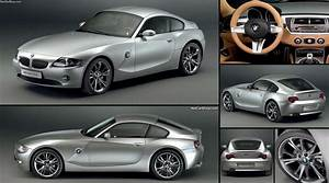 BMW Z4 Coupe Concept (2005) - pictures, information & specs