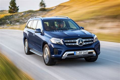 Mercedes Gls Class Picture by 2017 Mercedes Gls Class News Pictures Specs