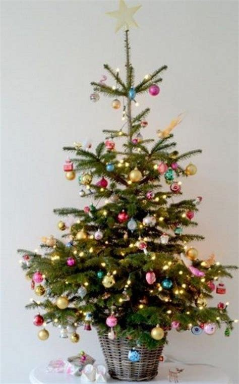 small christmas tree decoration ideas detectview