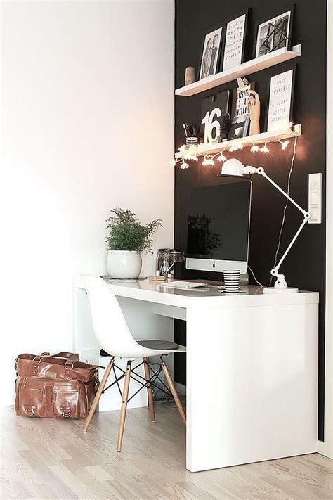 article bureau bureau minimaliste blanc style scandinave