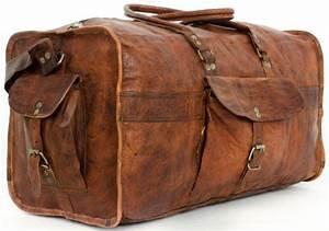 Sac De Sport Cuir : gusti cuir nature bobbie sac de voyage sac en ~ Louise-bijoux.com Idées de Décoration