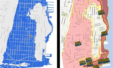 Hoboken Nj Flood Zone Map