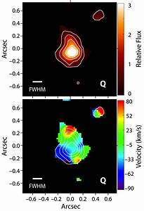 Structure Of  U0026 39 Baby Milky Way U0026 39  Galaxy Seen For The First