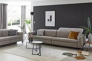 Schöner Wohnen Wandfarbe : wohnzimmer mit dunkelgrauer wandfarbe bild 8 sch ner ~ Watch28wear.com Haus und Dekorationen