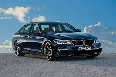 Bmw 5 Series Sedan by 2018 Bmw 5 Series M550i Xdrive Sedan Vehie