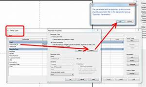 To Rebuild A Shared Parameter File  Use The Export Option