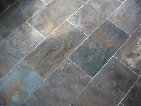 Concrete, Tile and Slate flooring on Pinterest   Slate