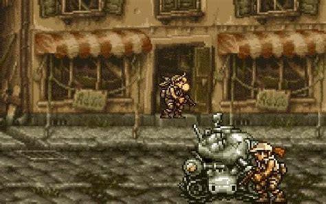 metal slug unblocked games