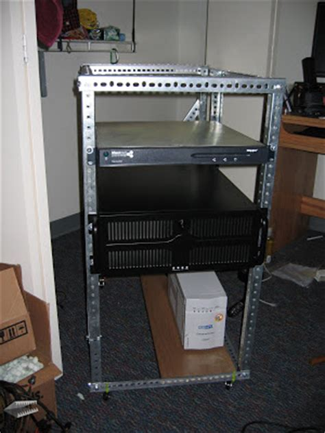 diy server rack d i y you computer hardware diy 20u server rack