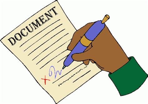 documents clipart free signing cliparts free clip free clip