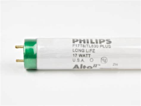 17 watt 24 inch t8 warm white safety coated fluorescent