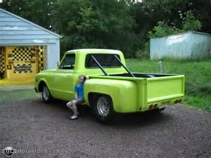 1969 Chevy C10 Stepside Truck