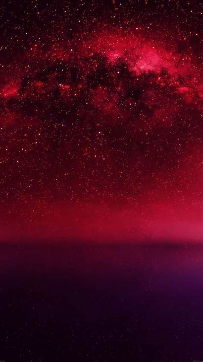 Iphone Plus Wallpapers Space Night Cosmos Starry