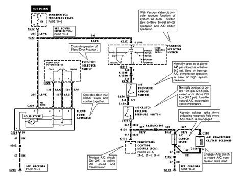 1998 A C Compressor Wiring Diagram by A C Problems F150online Forums