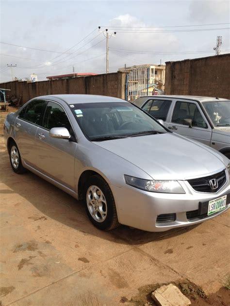 2005 Honda Accord Specs by Used 2005 Honda Accord Spec For Sale Autos Nigeria