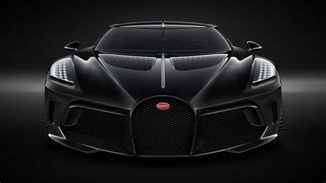 bugatti la voiture noire unveiled sold   million