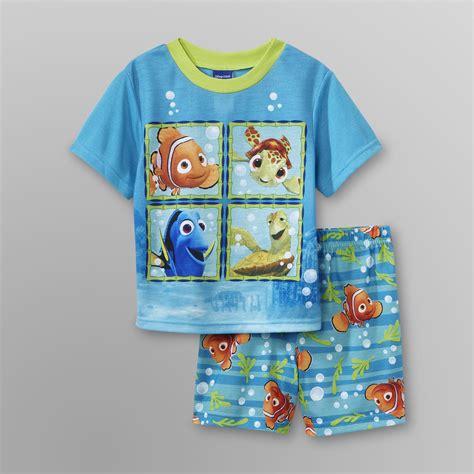 Disney Finding Nemo Toddler Boy's Pajamas