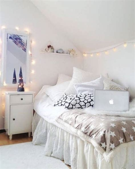 period homes interiors magazine small and narrow attic bedroom design with