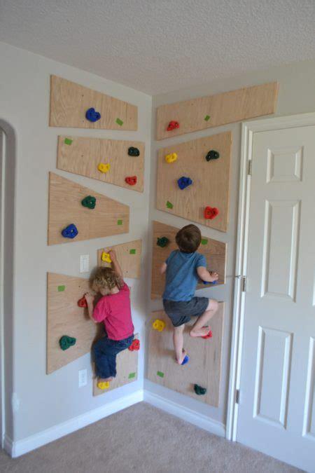 diy kids indoor climbing wall birthday ideas pinterest