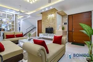 Mr Prashanth Gupta's Duplex House Interiors - Bonito Designs