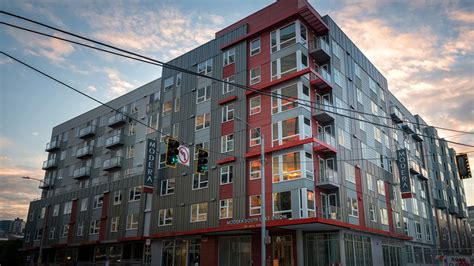 Appartments Seattle by Modera South Lake Union Apartments Seattle Wa