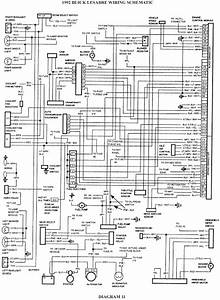 1992 Buick Lesabre Wiring Schematic