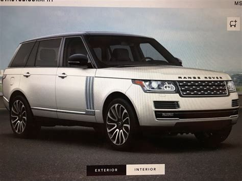 land rover car 2016 2015 2016 land rover range rover for sale in your area
