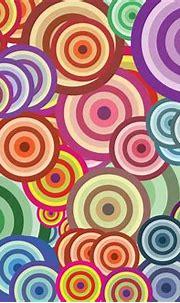 Colorful Circles Vectors Vector Art & Graphics ...