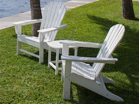 Polywood Seashell Adirondack Rocking Chair by Polywood 174 Seashell Recycled Plastic Adirondack Chair Sh22