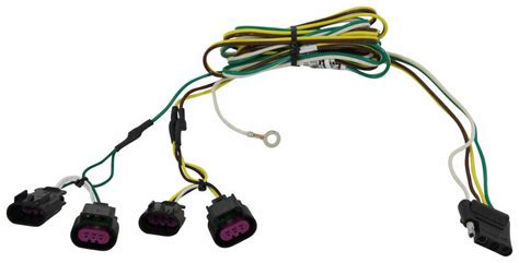 Enclave Wiring Harnes by 2012 Buick Enclave Curt T Connector Vehicle Wiring Harness
