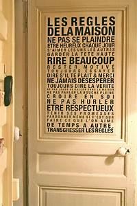 Affiche Les Regles De La Maison : new home 2 cohabiter le tourbillon de la vie ~ Melissatoandfro.com Idées de Décoration