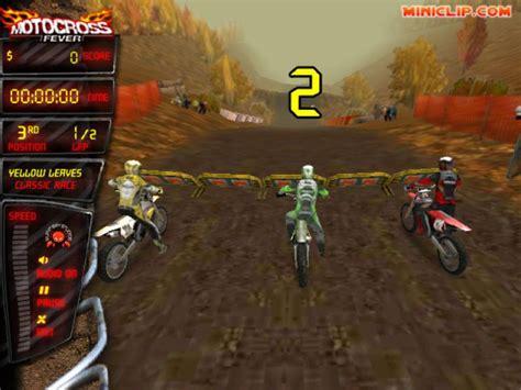 motocross racing games online motocross fever freegamearchive com