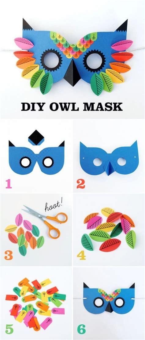diy birds craft  easy paper owl craft ideas  kids