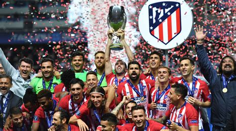 Bienvenido a nuestro instagram oficial |welcome to our official instagram. Atletico Madrid Super Cup win an early statement vs Real Madrid - Sports Illustrated