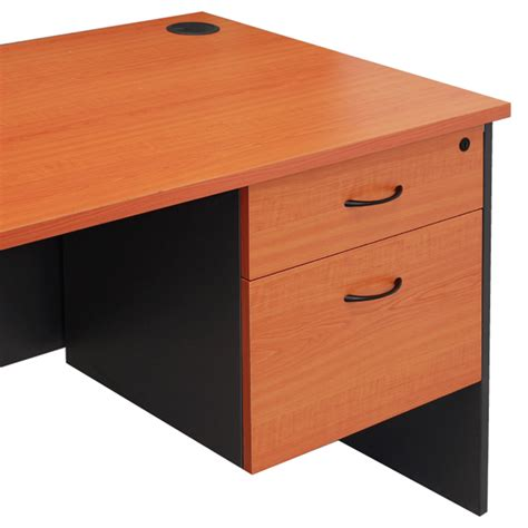 office desk with drawers corporate fixed drawer unit to suit corporate desk value