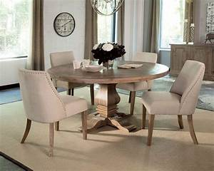 5 Piece Florence Rustic Round Dining Set By Coaster  U2022 Usa