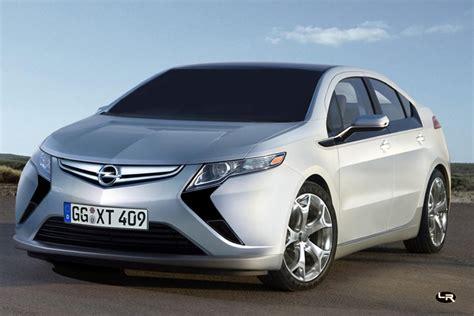 Opel Volt by электромобиль Opel Era на грани вымирания