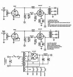 Stereo Tube Amplifier