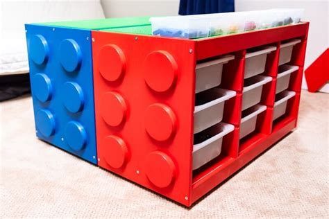 creative ikea trofast hacks  kids bedrooms grillo