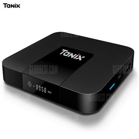 tanix tx3 mini tv box support 4k 31 45 free shipping